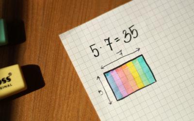Uczymy tabliczki mnożenia