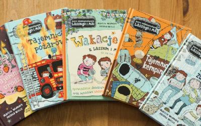 Nauka czytania – nasza lista książek