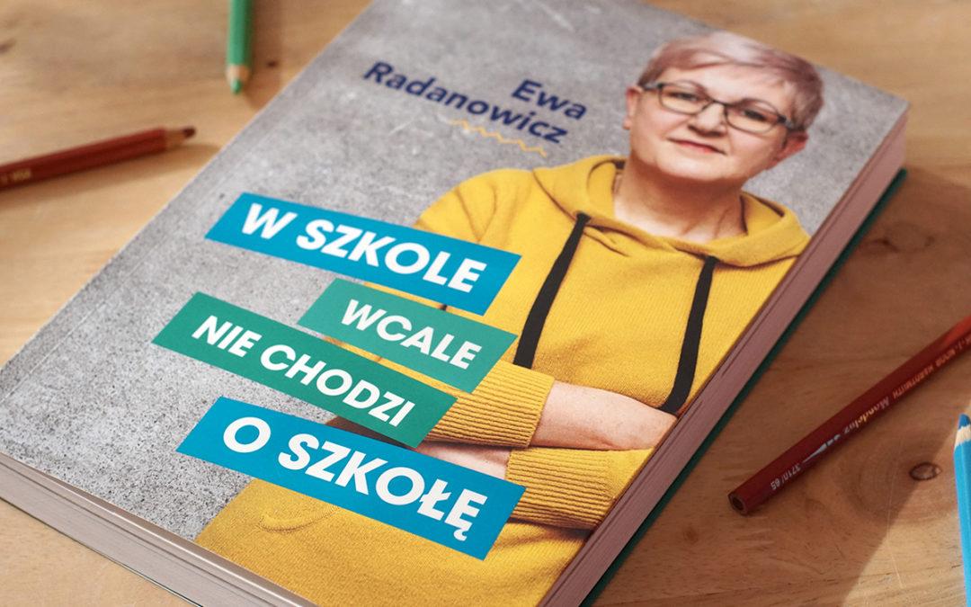 Książka Ewy Radanowicz okiem rodzica