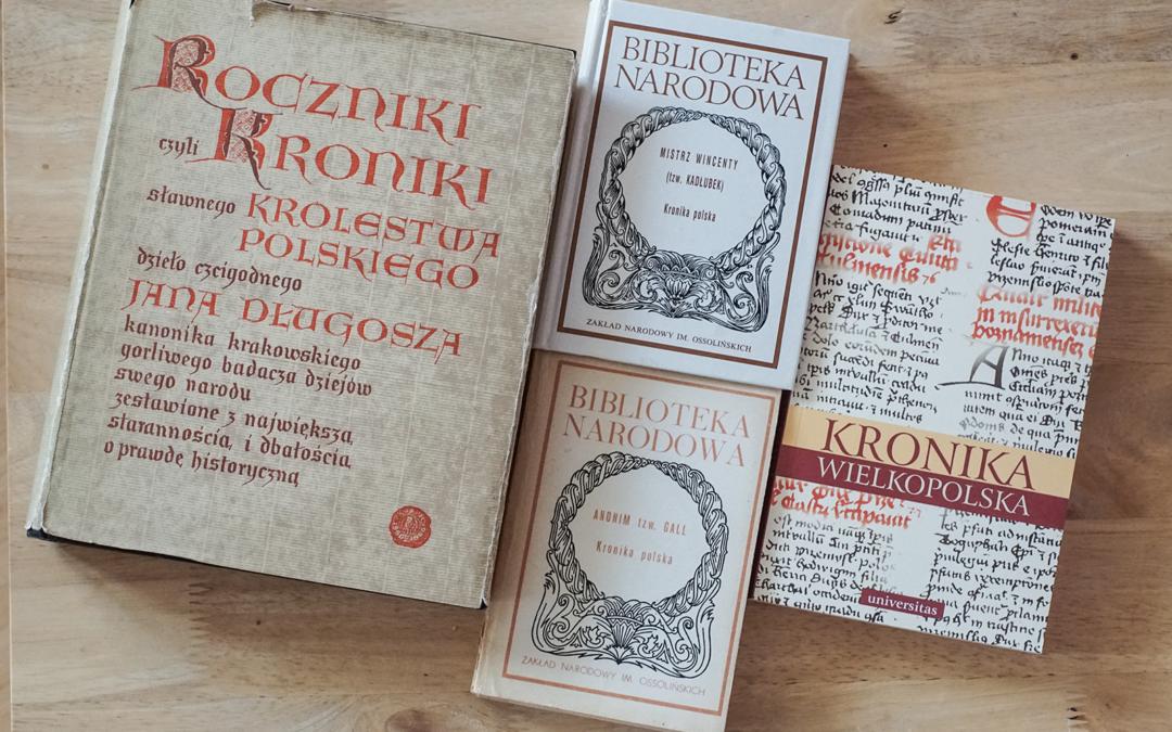 Uczenie historii – kroniki